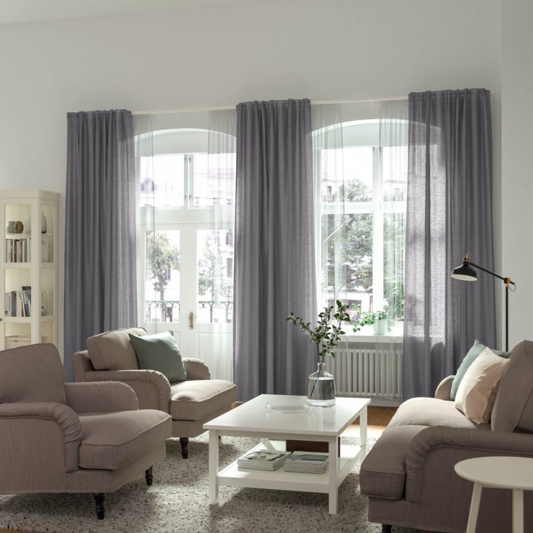 Large Size of Gardinen & Vorhänge Inspirationen Für Dein Zuhause Ikea   Vorhang Aufhängen Möglichkeiten Wohnzimmer Vorhang Wohnzimmer