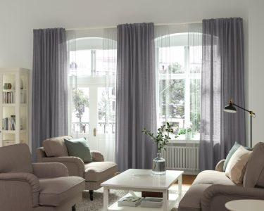 Vorhang Wohnzimmer Wohnzimmer Gardinen & Vorhänge Inspirationen Für Dein Zuhause IKEA   Vorhang AufhäNgen MöGlichkeiten