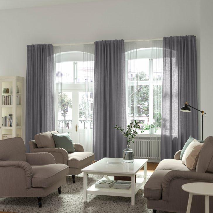 Medium Size of Gardinen & Vorhänge Inspirationen Für Dein Zuhause Ikea   Vorhang Aufhängen Möglichkeiten Wohnzimmer Vorhang Wohnzimmer