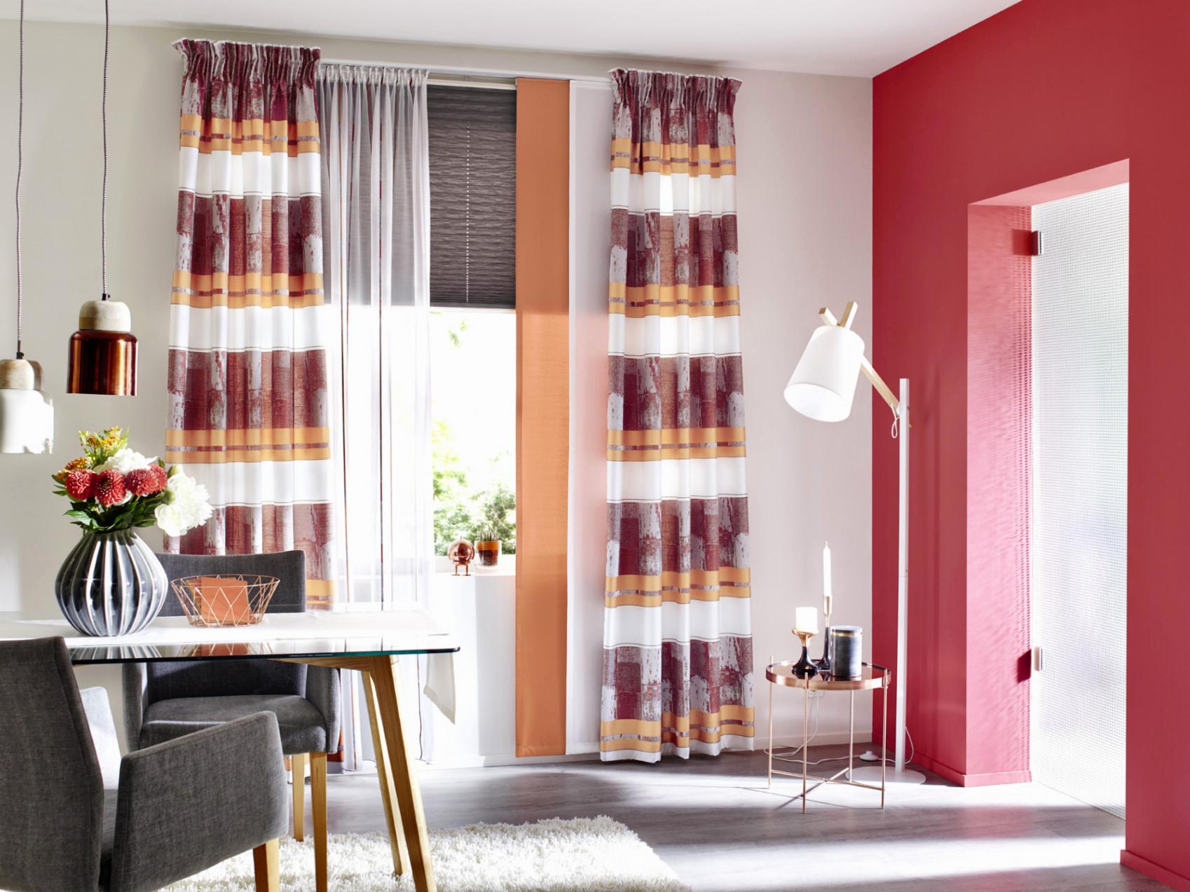 Full Size of Gardinen Dekorationsvorschläge Wohnzimmer überraschend Vorhang   Vorhang Knoten Binden Wohnzimmer Vorhang Wohnzimmer