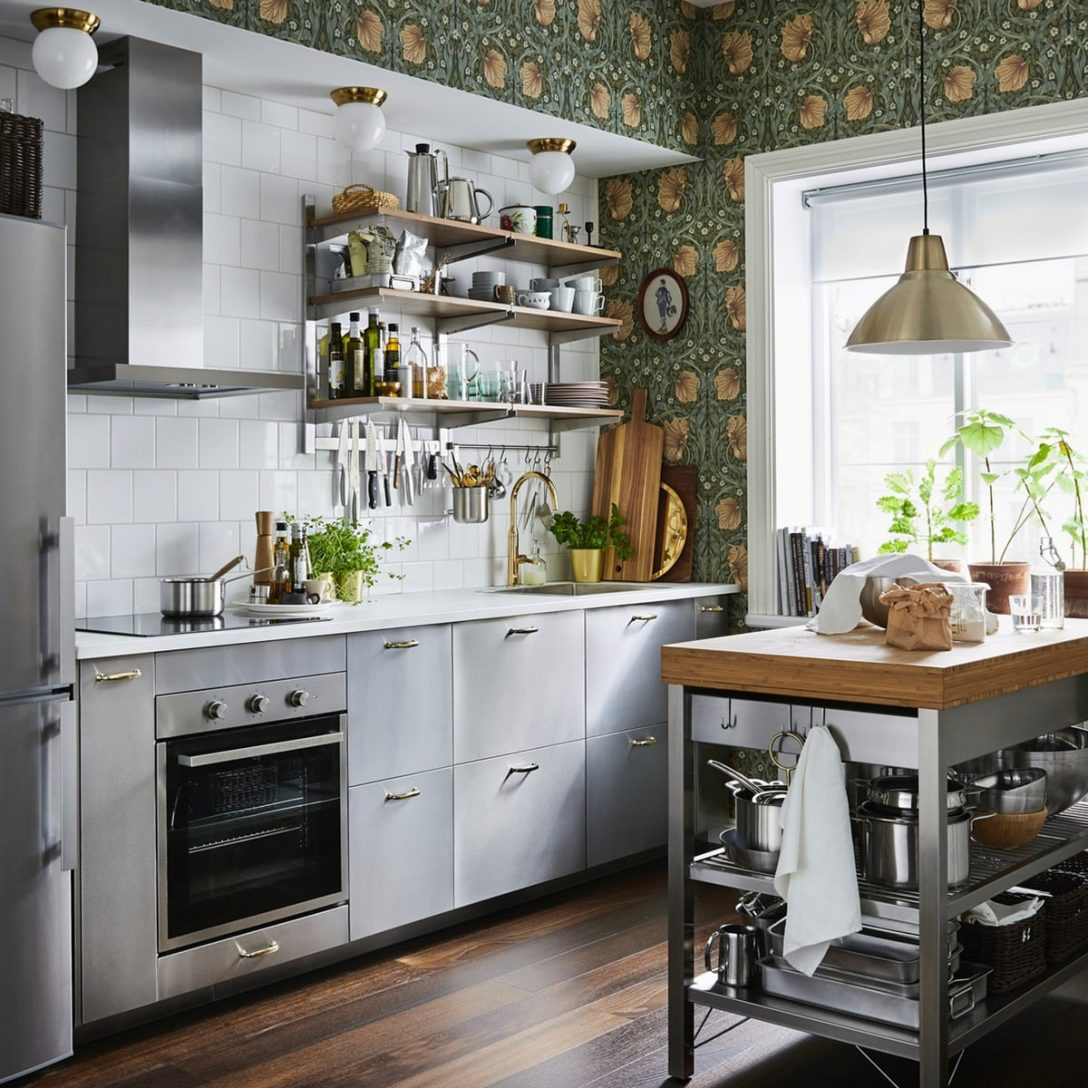 Large Size of Modulküche Ikea Kcheninspiration Schweiz Holz Küche Kosten Sofa Mit Schlaffunktion Kaufen Betten 160x200 Miniküche Bei Küche Modulküche Ikea