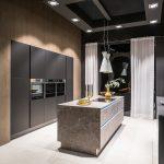 Nolte Inselkche Manhattan Marmor Grau Kchenbrse Gnstigste Preise Bad Abverkauf Inselküche Küche Inselküche Abverkauf