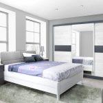 Schlafzimmer Weiss Komplett Mit Lattenrost Und Matratze Deckenleuchten Vorhänge Wandtattoo Weißes Landhausstil Betten Günstige Schranksysteme Wandleuchte Schlafzimmer Schlafzimmer Weiss