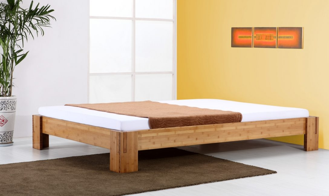 Large Size of Bambusbett Bali Bett Aus Bambus 140x200cm Ausgefallene Betten Mit Matratze Und Lattenrost 140x200 160x200 Kopfteil Gästebett Badewanne Bette Grau Ausklappbar Bett Bett 140x220