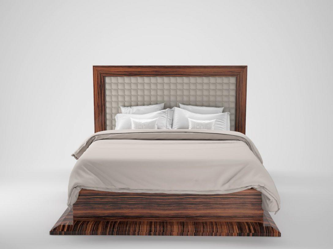 Large Size of Art Deco Design Makassar Bett Original Antike Mbel 120x200 Mit Matratze Und Lattenrost Regale Holz Betten überlänge Prinzessin Platzsparend Modulküche Bett Bett Holz