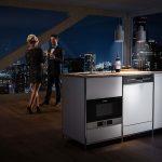 Stengel Miniküche Küche Stengel Miniküche Steel Concept Gmbh Premiuminfo Kchenwohntrends Mit Kühlschrank Ikea