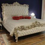 Luxus Bett Bett Luxus Bett Barockbett Idfdesign Antik Betten Mit Matratze Und Lattenrost 140x200 2m X Komplett 90x190 Ikea 160x200 Weiß 180x200 Gepolstertem Kopfteil