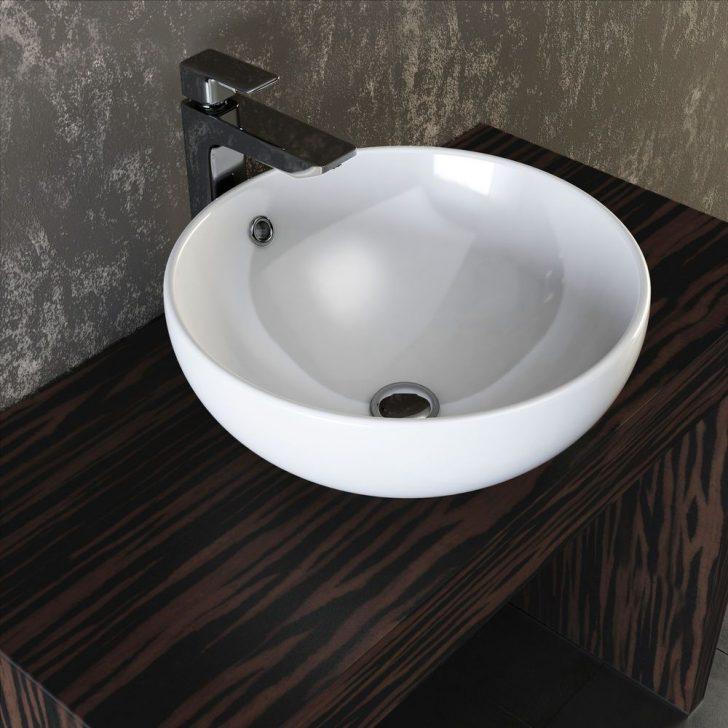 Vilstein Keramik Waschbecken Aufsatzwaschbecken Aufsatz Küche Erweitern Aluminium Verbundplatte Auf Raten Deko Für Behindertengerechte Regal Gewinnen Küche Keramik Waschbecken Küche