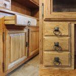 Landhauskche Naturholz Rustikal Mbelhaus Kchenstudio Rolladenschrank Küche Holz Weiß Müllschrank Obi Einbauküche Vorhänge Ohne Elektrogeräte Kaufen Ikea Küche Modul Küche