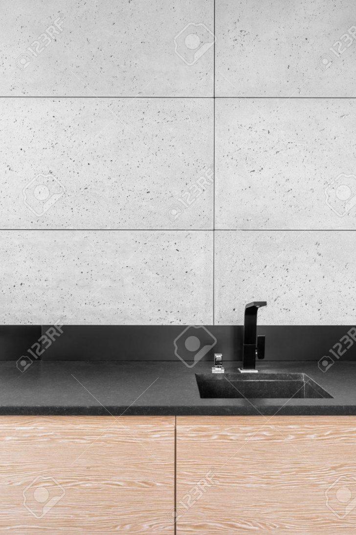 Medium Size of Modern Kitchen With Grey Tiles Küche Wandfliesen Küche