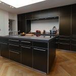 Schwarze Küche Küche Wandgestaltung Schwarze Küche Schwarze Küche Schloss Mühltroff Fliesen Für Schwarze Küche Schwarze Küche Holzplatte