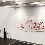 Moderne Küche Küche Wandtattoos Küche