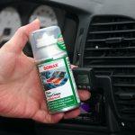 Gerüche Neutralisieren Auto Küche Mit Einem Antibakteriellen Reiniger Wird Die Klimaanlage Von Stinkenden Dueften Befreit