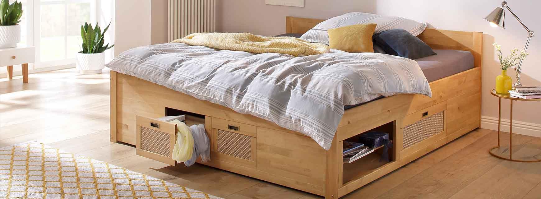 Full Size of Bett Mit Aufbewahrung 160x200 120x200 Betten Aufbewahrungstasche Vakuum 140x200 Aufbewahrungsbeutel Ikea Landhausstil Landhaus Online Kaufen Naturloftde Bett Betten Mit Aufbewahrung