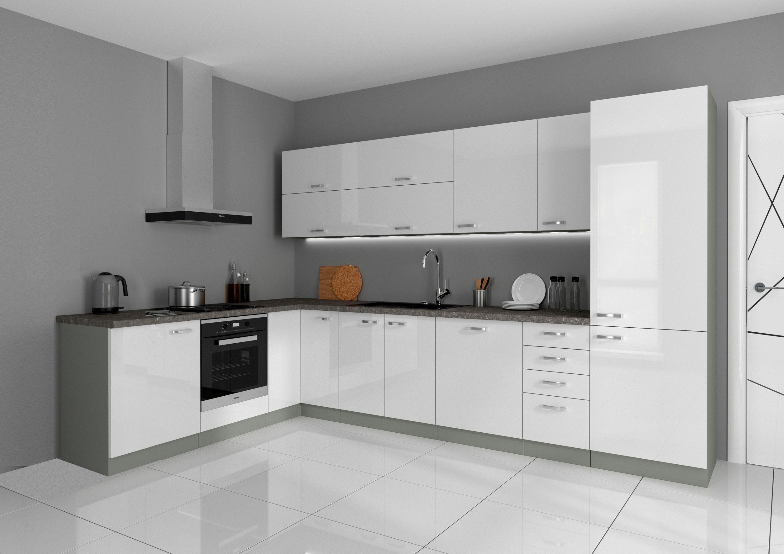 Full Size of Weiße Hochglanz Küche Ikea Hochglanz Küche Pflege Putztücher Für Hochglanz Küche Hochglanz Küche Putzen Mit Welchem Tuch Küche Hochglanz Küche