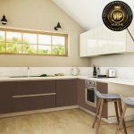 Weiße Hochglanz Küche Mit Holzarbeitsplatte Matte Stellen Auf Hochglanz Küche Hochglanz Küche Weiß Ja Oder Nein Hochglanz Küche Erfahrungen Küche Hochglanz Küche