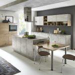 Stone   Beton / Timber   Steineiche Küche Betonoptik Küche