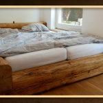 Bett Balken Bett Balkenbett Bett Selber Bauen Made By Myself Kolonialstil Dico Betten 140x200 Mit Bettkasten Weiß 90x200 Runde Günstig 2x2m Platzsparend Modern Design Für