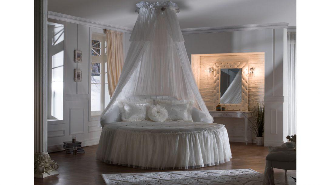 Large Size of Traumbett Rundes Bett Mbel International Betten Ikea 160x200 Französische Designer Romantisches Mit Stauraum Ruf Preise Ebay 180x200 90x200 Weiß De Im Bett Rundes Bett