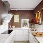 Kleine Einbauküche Küche Ihre Küche Grambow & Widmer, Foto@Andreas Duerst.de