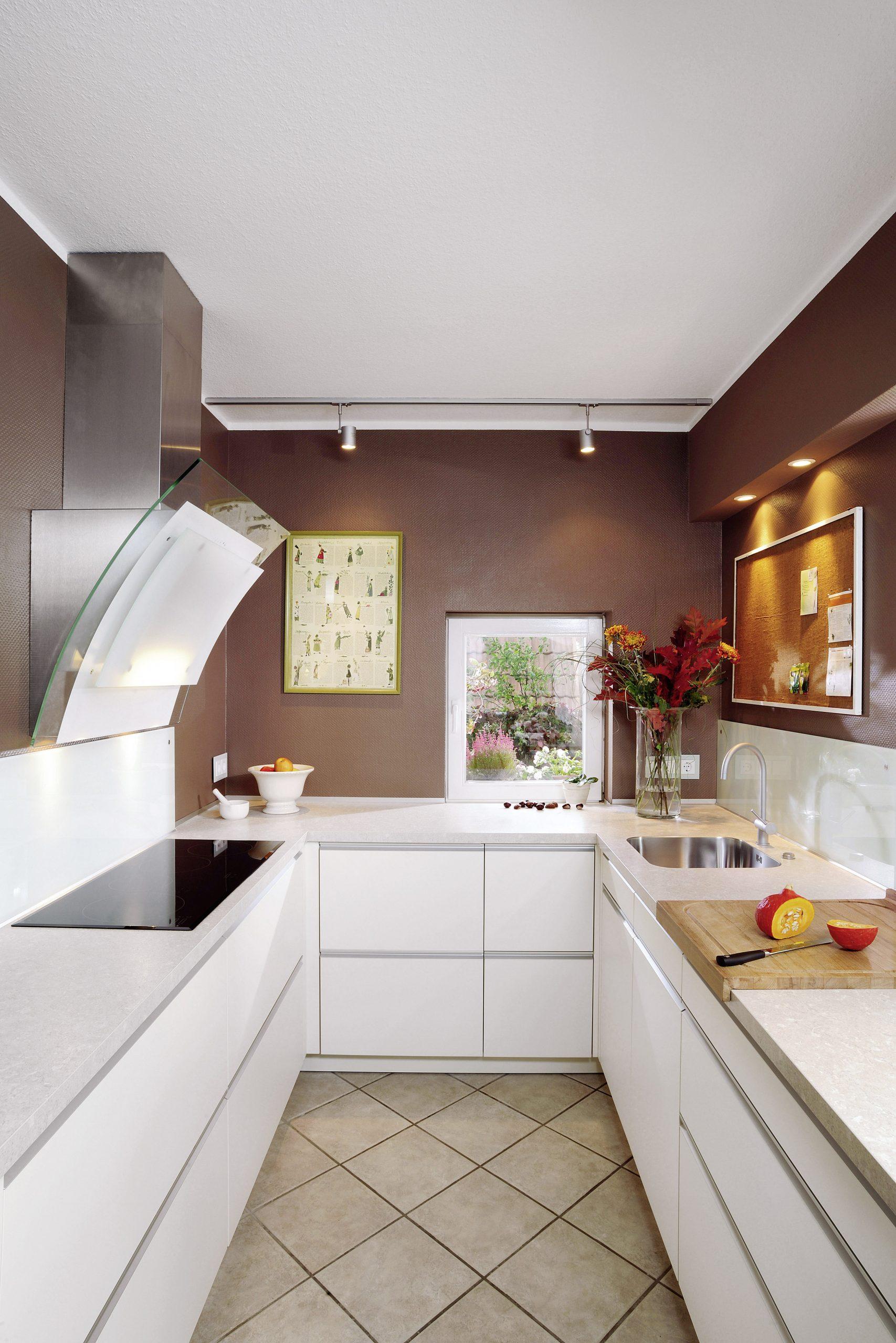 Full Size of Ihre Küche Grambow & Widmer, Foto@andreas Duerst.de Küche Kleine Einbauküche