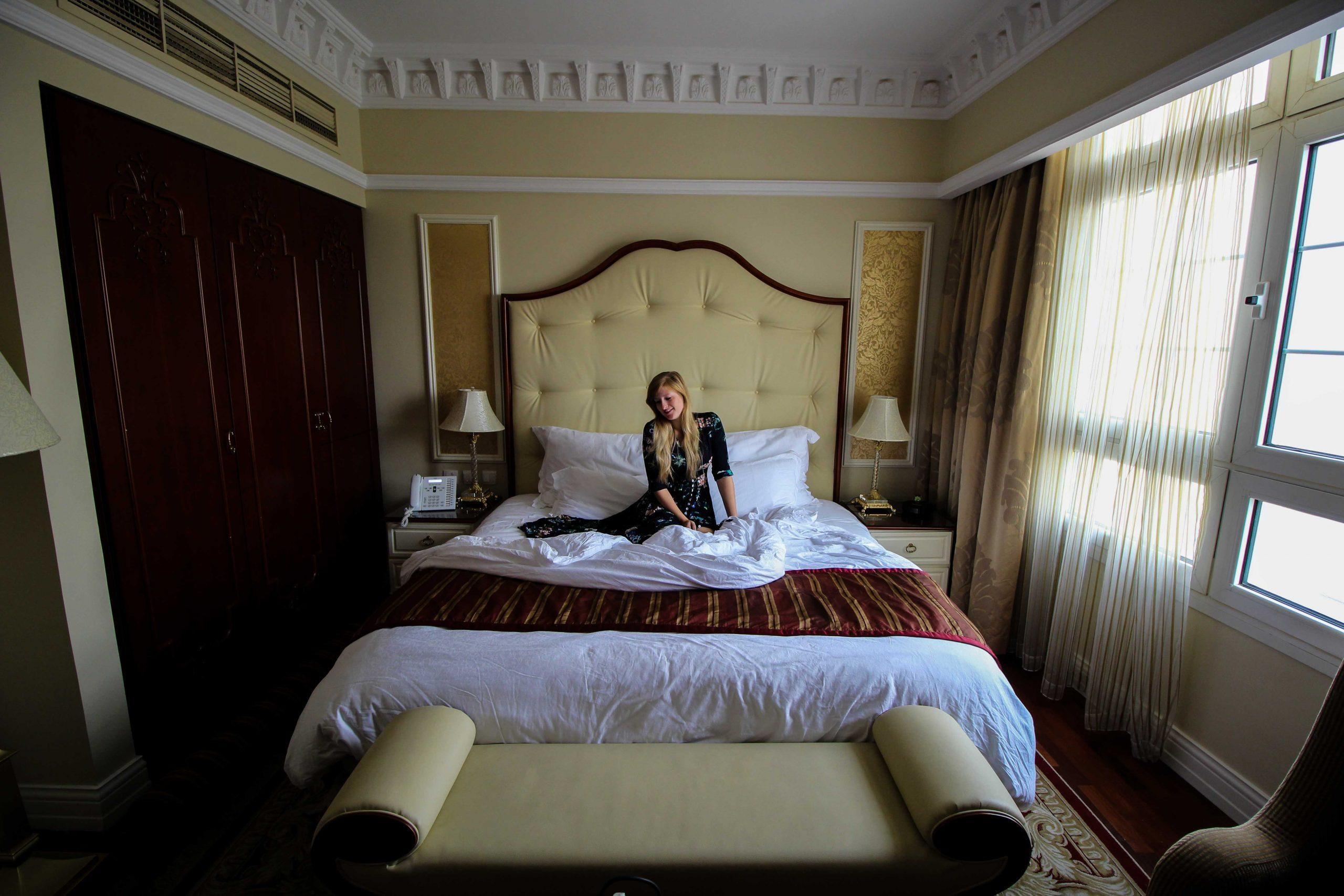 Full Size of Warwick Hotel Doha Executive Room Kingsize Bett Luxushotel 5 Balken Mit Schubladen 90x200 Weiß Boxspring Hohes Kopfteil Ebay Betten 180x200 Hunde Bettkasten Bett King Size Bett