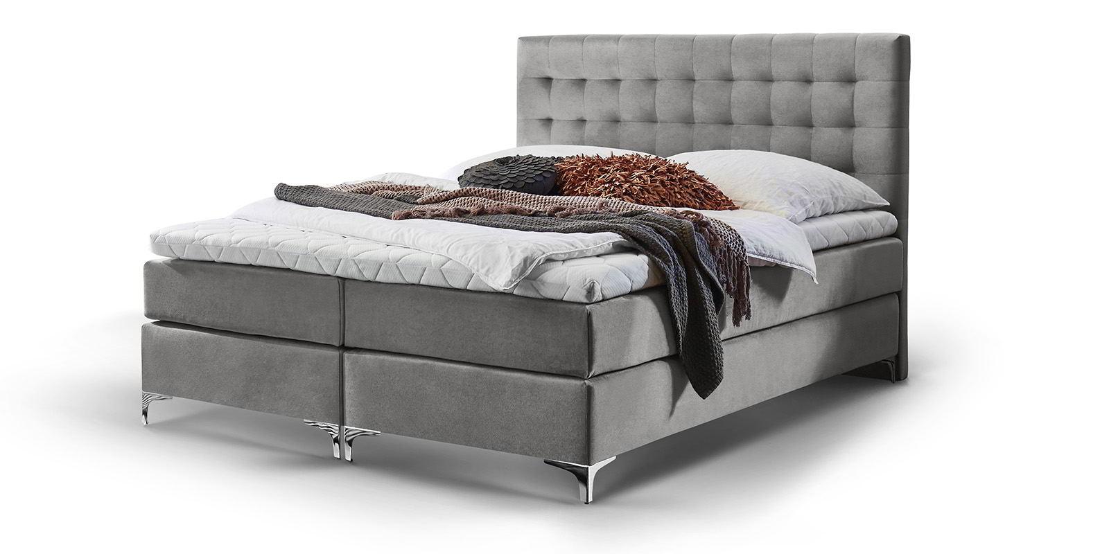 Full Size of Box Spring Bett Boxspringbett Pisa 160x200 180x200cm Designer Hotelbett 180x200 Balken Schlicht überlänge Betten Luxus Bette Duschwanne Stauraum Kopfteil Bett Box Spring Bett