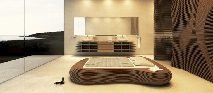 Medium Size of Bett Platzsparend Schlafzimmer Einrichten 7 Tipps Im Ratgeber Formbar überlänge Mit Matratze Massiv Bette Badewannen Großes Betten 90x200 Metall Schwarz Bett Bett Platzsparend