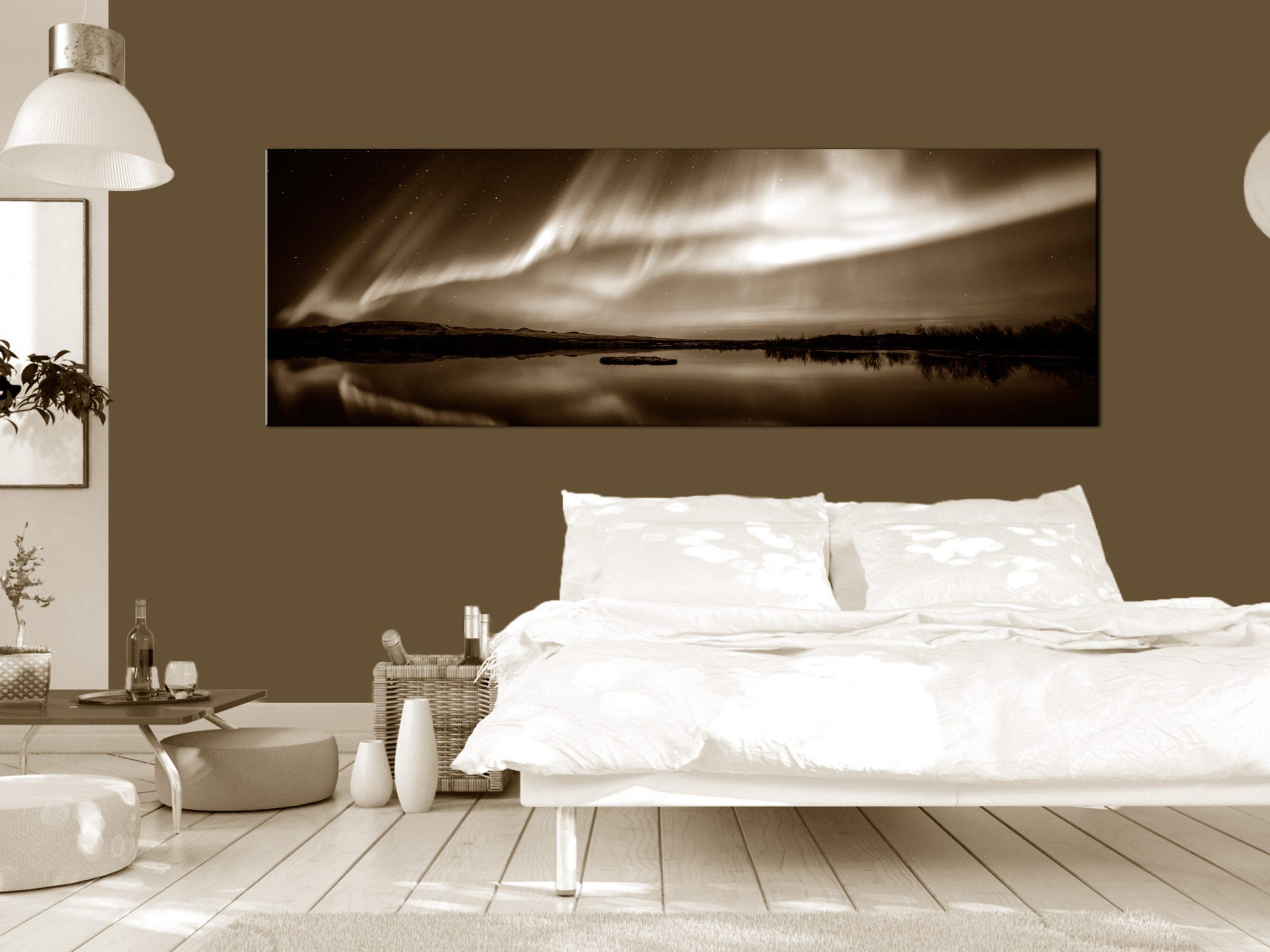 Full Size of Wohnzimmer Bilder Xxl Moderne Lutz Details Zu Polarlicht Nordlicht Wandbilder Vlies Leinwand C B 0289 Wohnwand Deckenleuchte Wandbild Schlafzimmer Stehleuchte Wohnzimmer Wohnzimmer Bilder Xxl