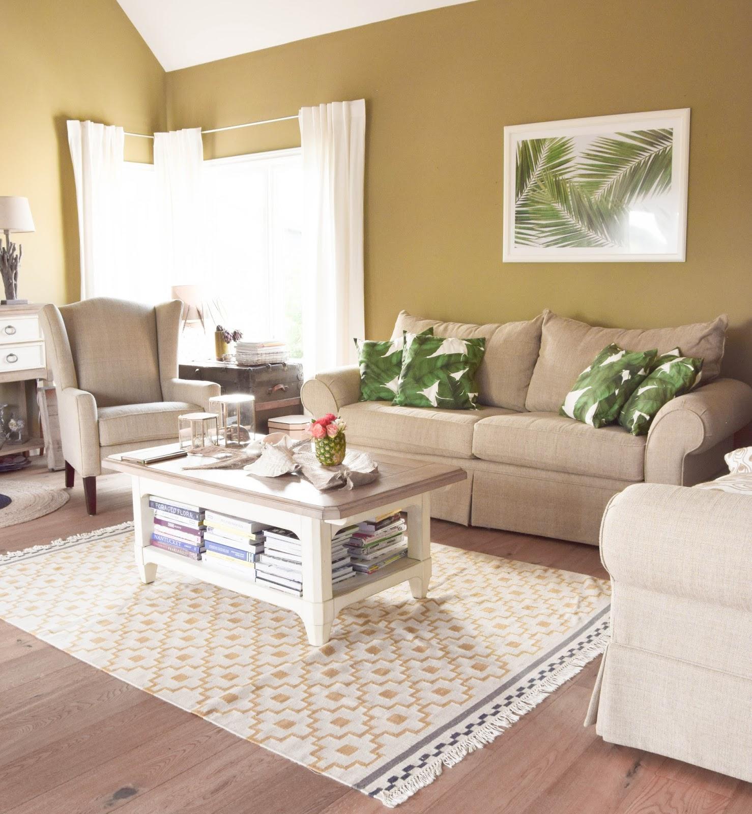 Wohnzimmer Dekoration Inspiration Dekorieren Bilder Deko