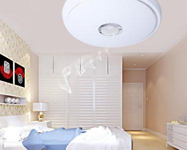 Wohnzimmer Deckenleuchten Wohnzimmer Wohnzimmer Dimmbar Led Messing Mit Fernbedienung Ikea Us 6824 30 Off Bluetooth Musik Lampen High Power Cold White Licht Glanz Lampe In