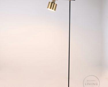 Wohnzimmer Stehlampe Wohnzimmer Wohnzimmer Stehlampe Holz Stehleuchte Dimmbar Led Stehlampen Kreative Einfache Retro Kupfer Chrom Gold Schlafzimmer Kunst Beleuchtung Von