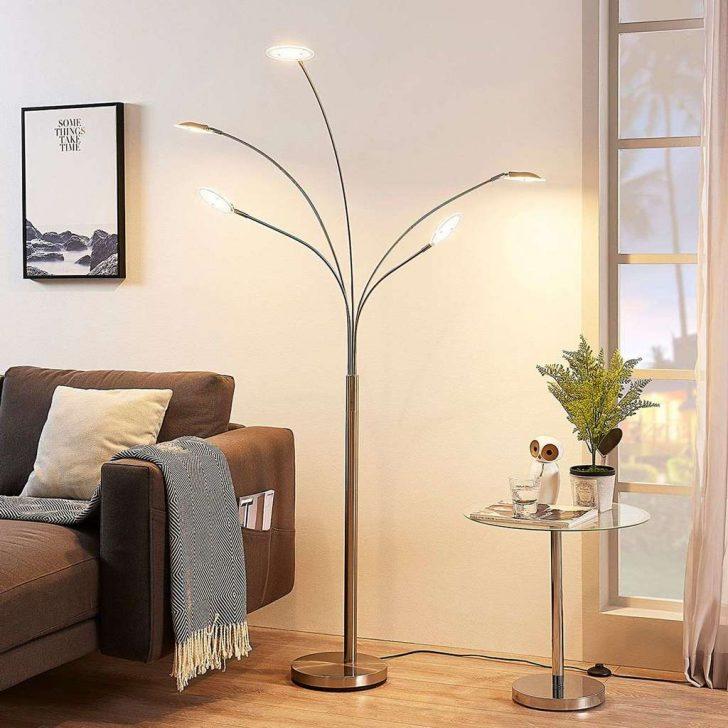 Medium Size of Wohnzimmer Stehleuchte Led Stehlampe Dimmbar Stehlampen Ikea Modern Holz Poco Anea Fuumlnfflammig Lampenwelt S Bilder Xxl Sideboard Anbauwand Beleuchtung Wohnzimmer Wohnzimmer Stehlampe