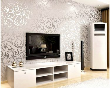Wohnzimmer Tapete Wohnzimmer Behang Petrol Inspirerende Fotos Designs Stock Von Moderne Tapeten Schlafzimmer Gallery