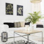 Bright Living Room With Sofa Wohnzimmer Wohnzimmer Teppich