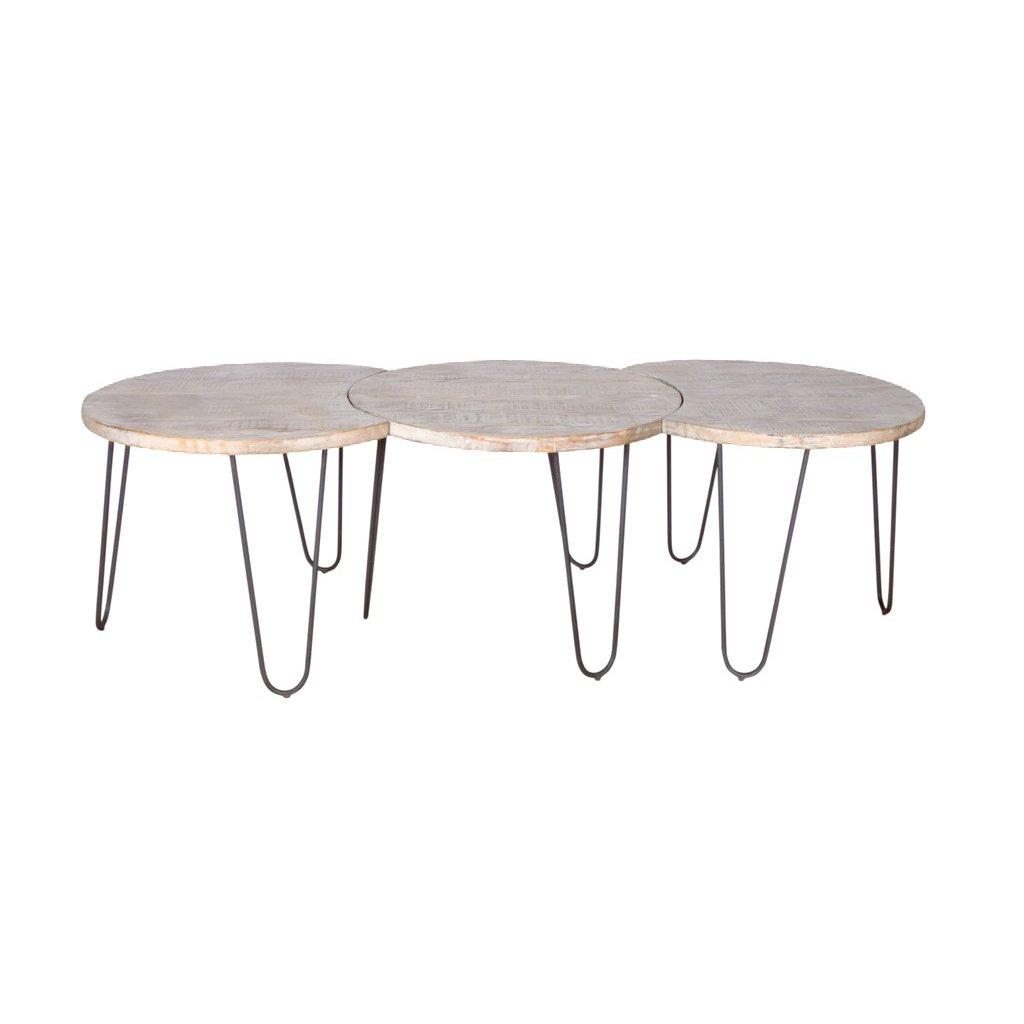 Full Size of Wohnzimmer Tisch Couchtisch 3er Set Aramis Metall Gestell Altsilber Oder Schwarz Versch Farben Schreibtisch Regal Wohnwand Beistelltisch Garten Deckenlampen Wohnzimmer Wohnzimmer Tisch