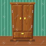 Schrank Wohnzimmer Wohnzimmer Cartoon Funny Closed Wardrobe, Living Room Wooden Furniture