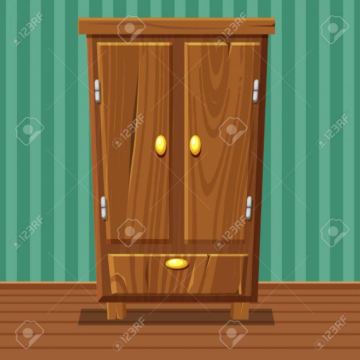 Medium Size of Cartoon Funny Closed Wardrobe, Living Room Wooden Furniture Wohnzimmer Schrank Wohnzimmer