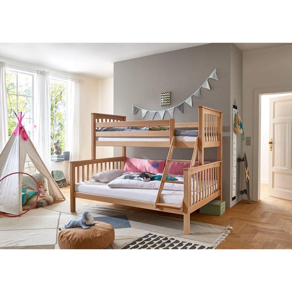 Full Size of Etagenbett Kinderbett Kick 90 140x200 Cm Buche Massiv Natur Bett 180x200 Günstig Kaufen Betten Münster Meise 120 X 200 Kinderzimmer Regal Stauraum 200x200 Bett Kinder Bett