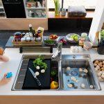 Küche Selbst Zusammenstellen Küche Küche Selbst Zusammenstellen Oberschrank Wandregal Landhaus Anrichte Sitzgruppe Türkis Sideboard Mit Arbeitsplatte Geräten Glaswand Deko Für Pendelleuchte