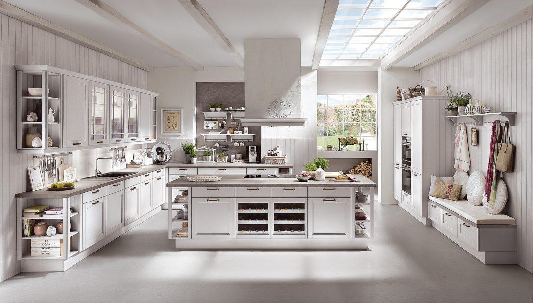 Large Size of Landhausküche Landhauskche Von Klassisch Rustikal Bis Modern Moderne Grau Weiß Gebraucht Weisse Küche Landhausküche