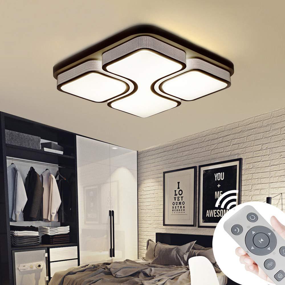 Full Size of Deckenleuchte Schlafzimmer Modern Miwooho 36w Led Dimmbar Deckenlampe Deckenleuchten Wandbilder Set Günstig Deckenlampen Wohnzimmer Komplett Massivholz Schlafzimmer Deckenleuchte Schlafzimmer Modern