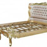 Barock Bett Barocco Splendid Gold Creme Satinstoff 180 200 Cm Wohnwert Betten überlänge Kopfteile Für Mit Stauraum 160x200 Eiche Sonoma Hasena Boxspring Bett Barock Bett