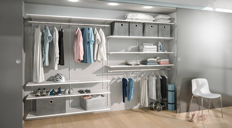 Schranksysteme Schlafzimmer Mit Kombinationsmglichkeiten Komplett ...