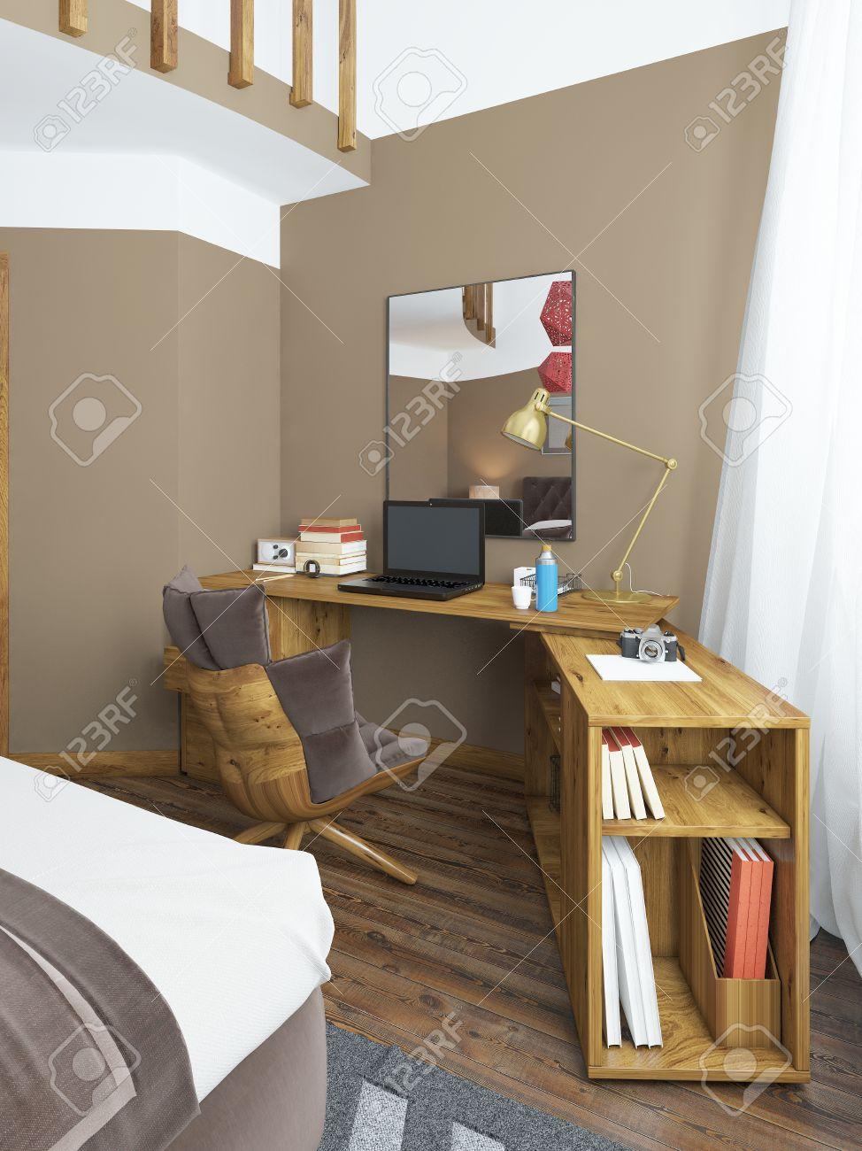 Full Size of Schreibtisch In Einem Schlafzimmer Esstisch Massivholz Günstige Schimmel Im Günstig Wandleuchte Mit überbau Komplett Guenstig Sessel Set Matratze Und Schlafzimmer Schlafzimmer Massivholz