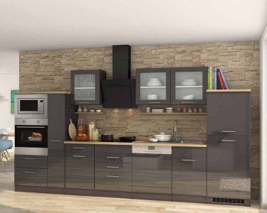 Küche Hochglanz Küche Küche Hochglanz Komplette Kche Fermona In Grau Pharao24de Modul Einbauküche Mit Elektrogeräten Wasserhahn Industriedesign Singleküche Kühlschrank Nolte