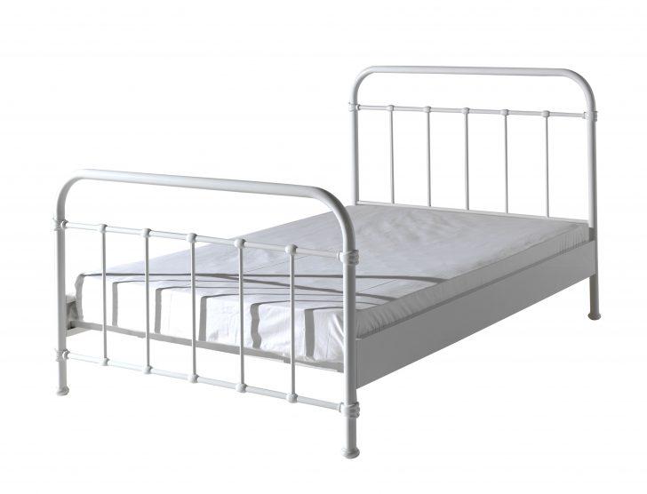 Medium Size of Metallbett Manhattan 120x200 Cm Schlafzimmer Betten Bett Matratze Musterring Landhausstil Weißes Sofa Luxus 180x200 Komplett Mit Lattenrost Und Bettkasten Bett Bett 120x200 Weiß