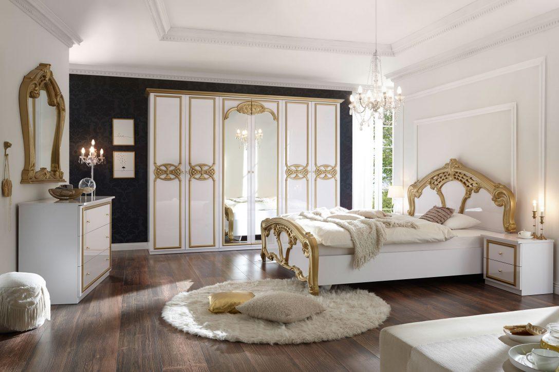 Large Size of Schlafzimmer Set Günstig Pol Power Claudia Barock Wei Gold Mbel Letz Günstige Betten 140x200 Teppich Schranksysteme Komplettangebote Schrank Komplettes Schlafzimmer Schlafzimmer Set Günstig