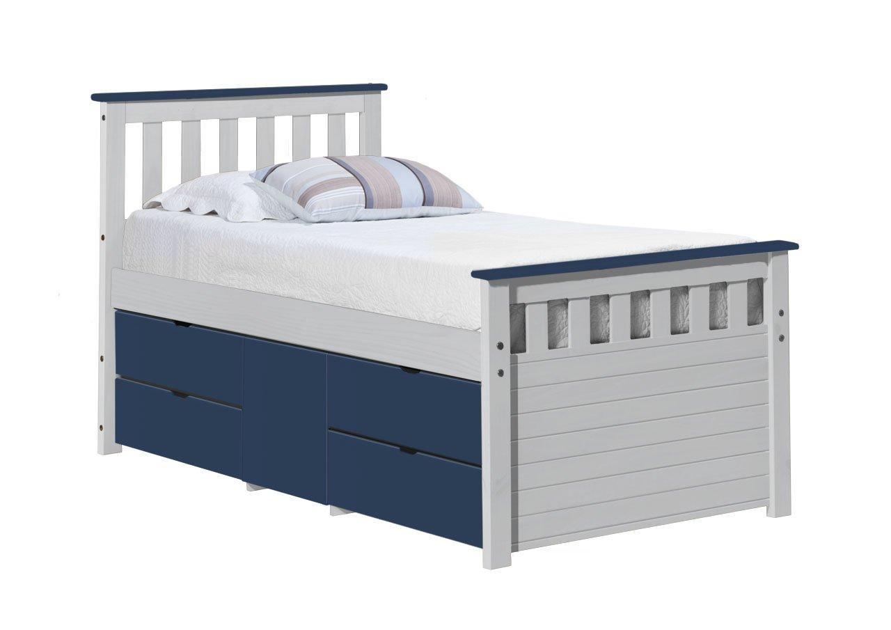 Full Size of Design Vicenza Captains Ferrara Aufbewahrung Bett Lang 3 0 Wei Home Affaire Betten Aus Holz Himmel Bonprix 200x200 Wickelbrett Für Joop Runde Günstige Bett Bett Günstig