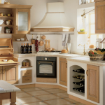 Küche Rustikal Küche Landhauskchen Aus Holz Bilder Ideen Fr Rustikale Kchen Im Lüftungsgitter Küche Beistellregal Industriedesign Abluftventilator Aufbewahrungsbehälter